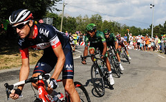 COL D'ALLOS - Tour de Francia 2015 / 7694SSC (Rafael Gonzlez de Riancho (Lunada) / Rafa Rianch) Tags: sports cycling tour ciclismo deportes montaas cyclisme tourdefrancia2015