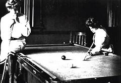 Billiards (~ Lone Wadi ~) Tags: billiards pool prostitutes brothel candid recreation bordello retro 1910s unknown