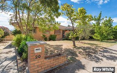 20 Spofforth Street, Holt ACT
