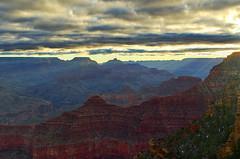 DSC_0112-114 yavapai point sunrise hdr 850 (guine) Tags: grandcanyon grandcanyonnationalpark canyon rocks clouds sunrise hdr qtpfsgui luminance