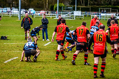Witney 3's vs Swindon College-1187