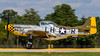 USAAF North American/Aero Classics P-51D Mustang '44-15137'/N251PW 'LH-R' 'Baby Duck' (Hugh Dodson) Tags: eaaairventure2016 oshkosh oshkosh2016 usaaf northamerican aeroclassics p51d mustang 4415137 n251pw lhr babyduck
