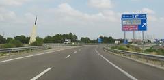 A-23-5 (European Roads) Tags: a23 autovía zaragoza zuera huesca españa aragón spain motorway