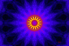 (eotiv) Tags: abstract colors circle giant star cg day bright flash explosion orb mandala ring stellar massive collapse bubble hyper supernova disc technicolor brilliant blown may18art