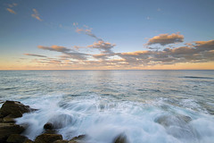 Sunset (nigelhowe) Tags: sunset seascape manly australia nsw beaches northern