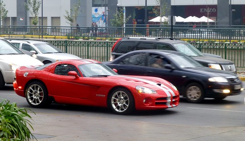Dodge Viper SRT-10 Coupé - Santiago, Chile