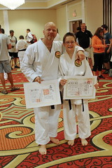 IMG_4105 (Chad Hawley) Tags: black belt graduation karate griffin