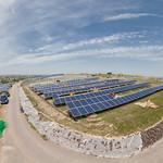 Solarpark auf Sondermülldeponie