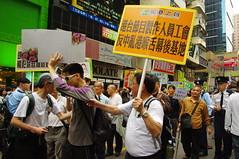 Demonstrators (tttske_C) Tags: hongkong demonstration 香港 mongkok demonstrator 旺角