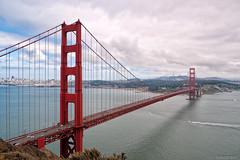 Golden Gate Bridge from Marin Headlands (fandarwin) Tags: sanfrancisco california marin goldengatebridge goldengate sausalito marinheadlands 1445 conzelman nd4 conzelmanroad darwinfan panasonicgf1 fandarwin