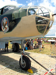 "B-25J Mitchell (5) • <a style=""font-size:0.8em;"" href=""http://www.flickr.com/photos/81723459@N04/9232031170/"" target=""_blank"">View on Flickr</a>"
