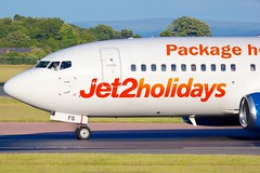 Jet 2   737-3U3   G-GDFO   Jet 2 Holidays (msmithuk22) Tags: aviation manchesterairport jet2 planelanding boeing737 martinsmith boeing7373u3 jet2holidays ggdfo jet27373u3
