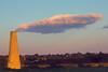 Is perception reality? (Alex Stoen) Tags: travel sunset chimney sky cloud canon geotagged atardecer perception google spain flickr smoke streetphotography alicante illusion cielo goldenhour smugmug facebook opticalillusions chimenea ef24105f4lisusm creativecomposition canoneos5dmarkii 5dmk2 alexstoen alexstoenphotography composicioncreativa