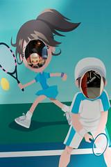 100-365 Wimbledon finals!