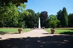 Fulda (Profilbesitzer) Tags: hessen schloss fulda schlossgarten