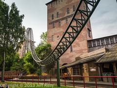 We Got ERT on Fluch von Novgorod (Jeff.Kelly) Tags: germany coaster hansapark sierksdorf fluchvonnovgorod