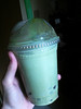 Green Bubble Vomit Tea (Simon Kranefuss) Tags: usa bubbletea wa greentea tapioca everett pearlmilktea photosbysimonkrane