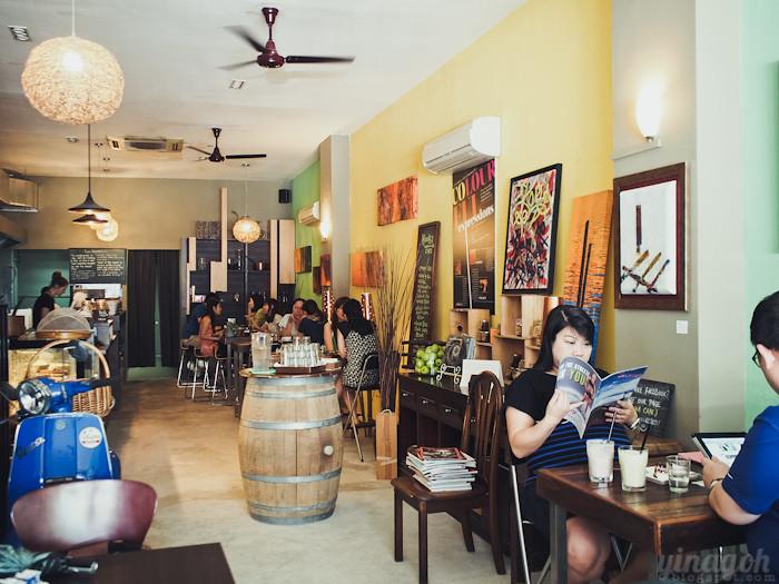 Kooka Cafe Singapore Purvis Street