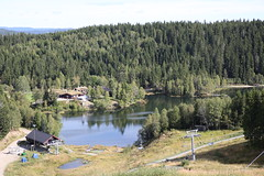 Tur i Nordmarka sndag 1.september 2013 (Andreas Viseth) Tags: nordmarka tryvann frognerseteren sognsvann tbane tbanen ullevlseter