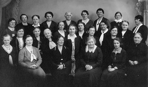 PEM-CHA-00010 Bispegårdens Kvinneforening i Tromsø