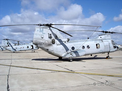 "CH-46E (3) • <a style=""font-size:0.8em;"" href=""http://www.flickr.com/photos/81723459@N04/9731231214/"" target=""_blank"">View on Flickr</a>"