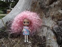 petite blythe in the park