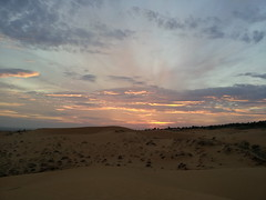 (Michåel) Tags: sunset sky wet dessert cu asia dunes south ne east vietnam rainy chi jungle mui flickrandroidapp:filter=none