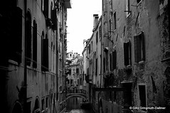 the other side of venice (Gtz Gringmuth-Dallmer Photography) Tags: italien venice blackandwhite italy venedig schwarzweis i flickrandroidapp:filter=none