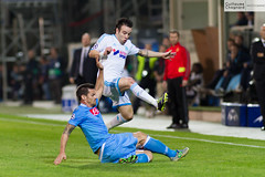 Champions League : OM - SSC Napoli (Guillaume Chagnard Photographie) Tags: football marseille napoli naples om uefa championsleague uefachampionsleague stadevlodrome olympiquedemarseille groupf sscnapoli groupstage christianmaggio mathieuvalbuena matchday3 societsportivacalcionapoli