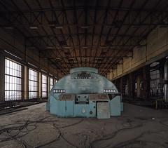 One Last Farewell (Subversive Photography) Tags: abandoned industry dark ruins industrial belgium decay urbandecay machine atmosphere urbanexploration powerplant subversive derelict urbex degraded ecvb ruinsofmodernity danielbarter