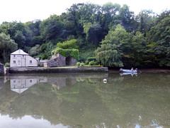 Pont Pill Quay, Lanteglos, Cornwall (mira66) Tags: england cornwall quay pont fowey pill lanteglos gwuk listedgradeii