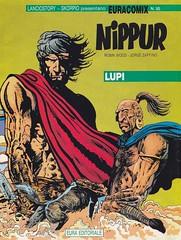 Euracomix 50 / Nippur (micky the pixel) Tags: comics comic warrior fumetti ägypten heft skorpio nippur lanciostory euraeditorialespa euracomix