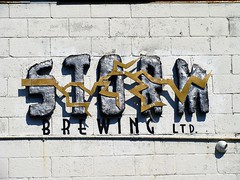 Storm Brewing (knightbefore_99) Tags: storm art sign vancouver brewing real cerveza brewery campaign commercialdrive thunder eastvan camra thedrive