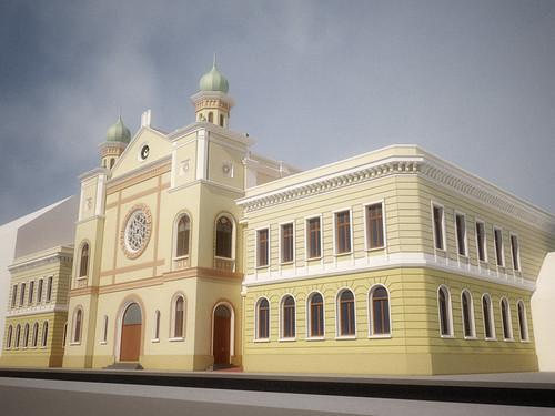 Faza-1-Sinagoga-projektirano