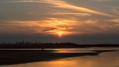 Sunset login - 1 (aminefassi) Tags: 100d ef50mmf18 sl1 ainatig ainatiq aminefassi beach canon copyright landscape maroc morocco plage playa rabat sky sunset temara cloud ef50mmf18ii cloudy day photographe login