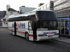 PB110008 Kraftverkehr Bernhard Menchen GmbH & Co. KG, Borken BOR-HM24 (Skillsbus) Tags: buses germany coaches neoplan eurolines cityliner menchen