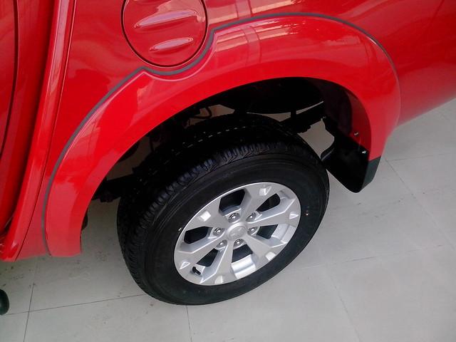 mitsubishi triton 2014 xe bán tải