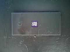 2 (1 of 1) (ube1kenobi) Tags: streetart art graffiti stickers urbanart stickertag ube sanfranciscograffiti slaptag newyorkgraffiti losangelesgraffiti sandiegograffiti customsticker ubeone ubewan ubewankenobi ubesticker ubeclothing