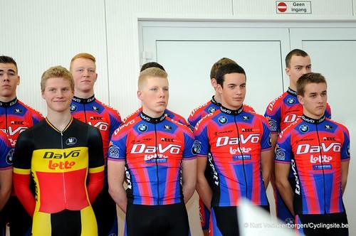 Ploegvoorstelling Davo Cycling Team (68)