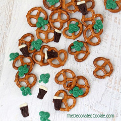 Guinness and shamrock snack mix (thedecoratedcookie) Tags: candy chocolate guinness snack shamrock stpatricksday