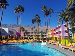 Saguaro Hotel Palm Springs (benjaminfish) Tags: california palmsprings february 2014