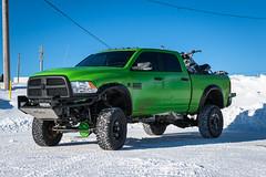 2013 Dodge Ram (wa2wider) Tags: truck 4x4 diesel pickup dodge ram cummins polaris lifted