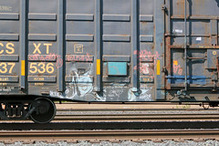03232014 170 (CONSTRUCTIVE DESTRUCTION) Tags: train graffiti pieces streak tag trains tags boxcar graff piece boxcars moniker imdead