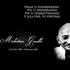 Gandhi (SALA AVVOCATI) Tags: gandhi frascati saf vittoria citazione avvocato aforisma avvocati aforismario salaavvocati vitaforense legalgeek