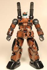 GunCannon (jaqio) Tags: mobile japan model suit kit custom gundam thunder rolling bandai guncannon