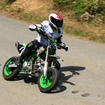 Kévin Chalandre à l'attaque avec son pitbike YCT 190 ! thumbnail