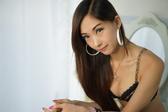 DSC03437 (rickytanghkg) Tags: portrait girl beautiful beauty lady female model pretty underwear chinese young bella hongkonger