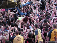 Crowd During 5FDP