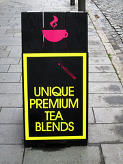 tea time (PTR) Tags: canon words belgium board publicity antwerpen ptr