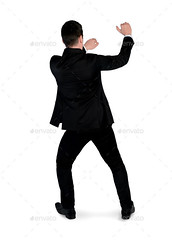Business man drag something (Misc) (hypesol) Tags: people man motion guy cutout drag pull back high energy hand force view control arms adult action object empty side rear hard young palm business suit whitebackground agility take strong push worker effort strength difficult copyspace nothing determined grab manager executive something imaginary weight challenge isolated employee struggle determination fullbody